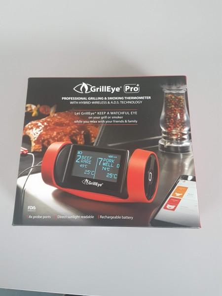 GrillEye Pro Plus Profi Grillthermometer