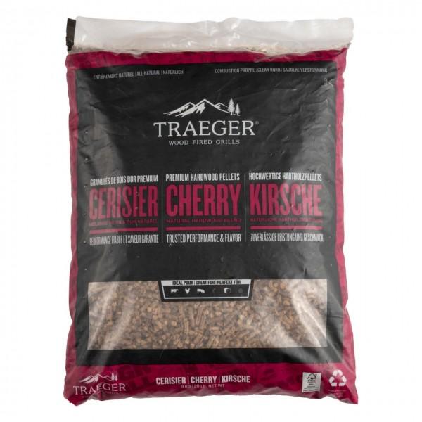 Traeger BBQ-Holzpellets FSC Kirsche 9 kg Sack