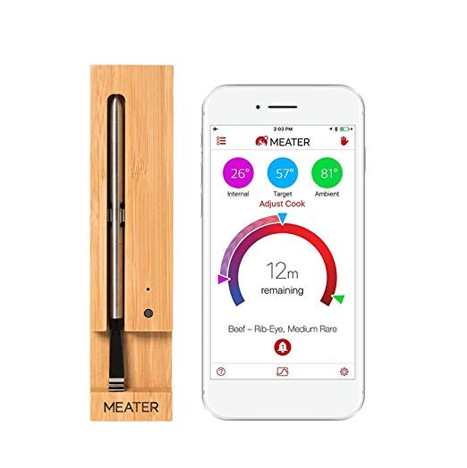 Meater Plus kabelloses Grillthermometer